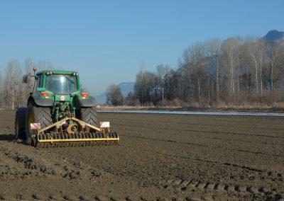 La préparation du sol